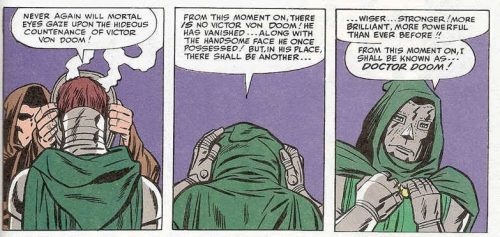 Dr. Doom, Comic, Origin, Supervillain