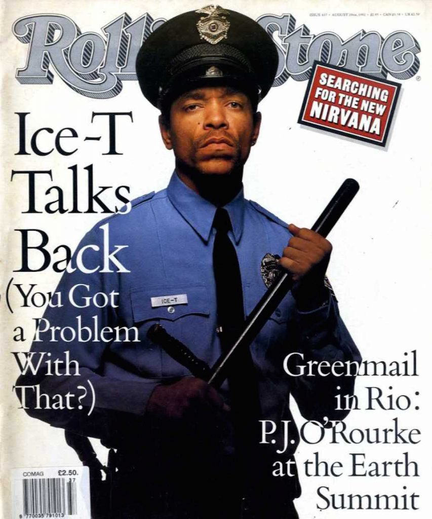 Ice T, Cop Killer, Warner-Elektra-Atlantic
