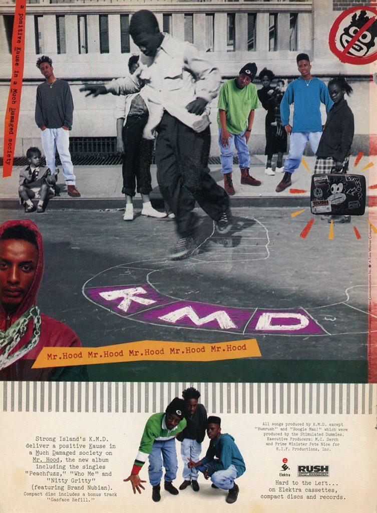 KMD, Mr Hood, Zev Love X, DJ Subroc, Onyx the Birthstone Kid