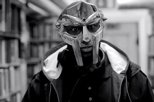 MF DOOM B&W
