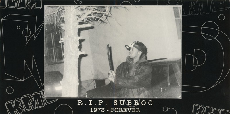 DJ Subroc, MF DOOM