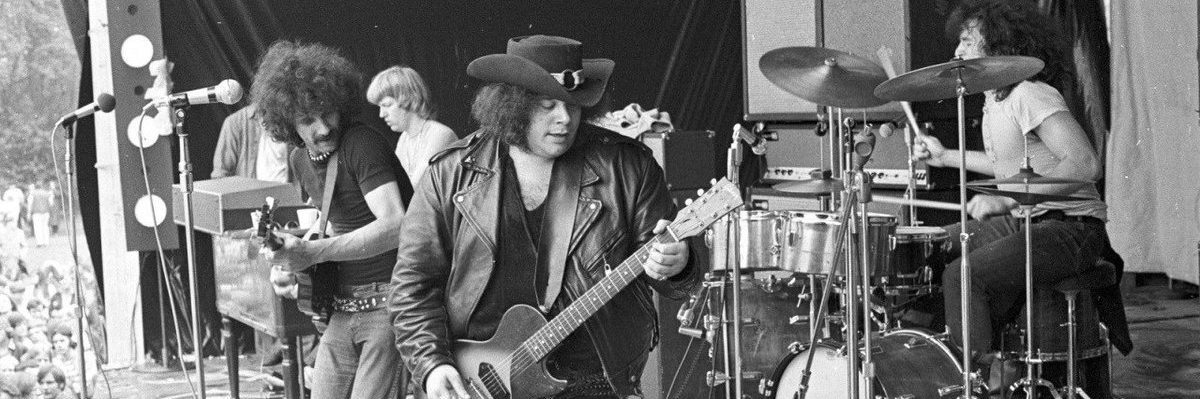 Getting Louder with Leslie West