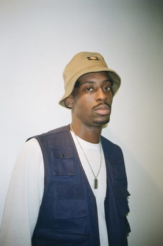 Donnie Durag, Winter in NY, Promotional Photo