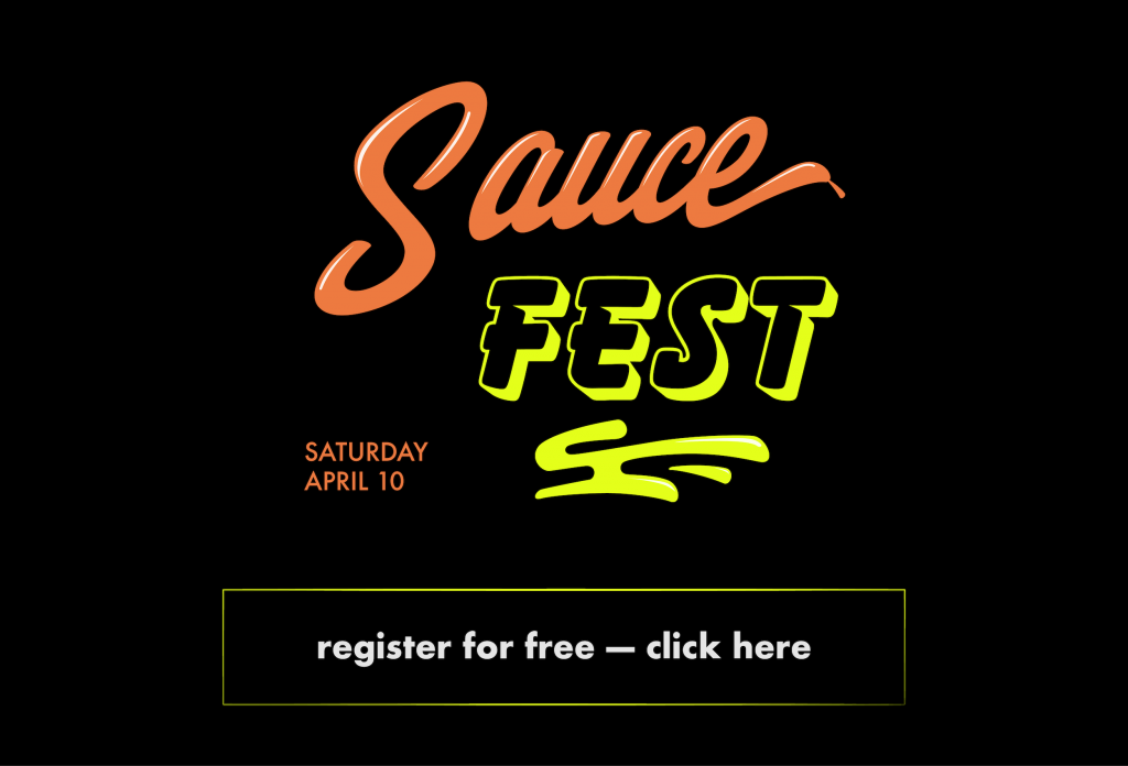 centralsauce virtual festival