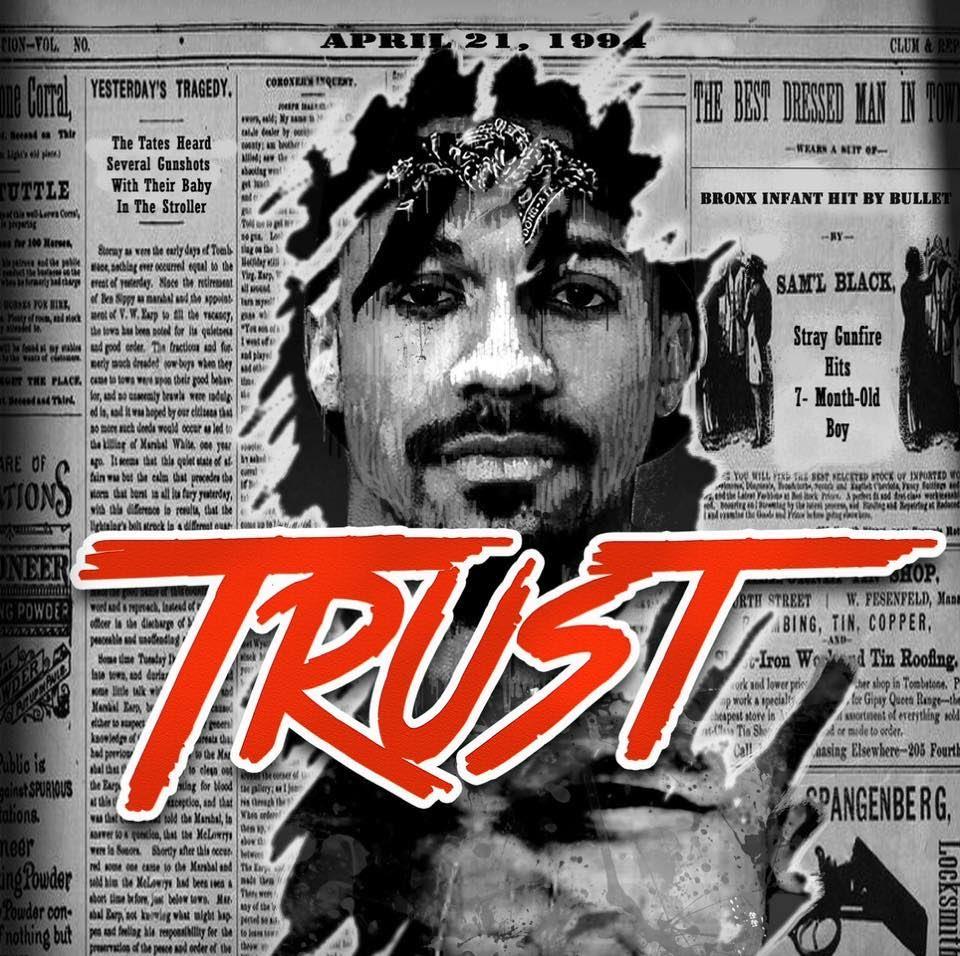 Trust Tate, Real Reasons, Bronx, Emcee, Hip Hop
