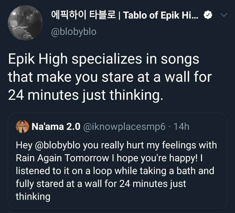 Tablo, Epik High, Tuturkz, Mithra