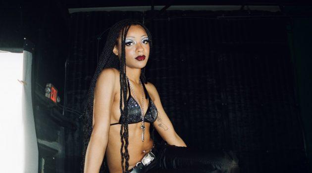 Mamii, Promotional Photo, Creepiin