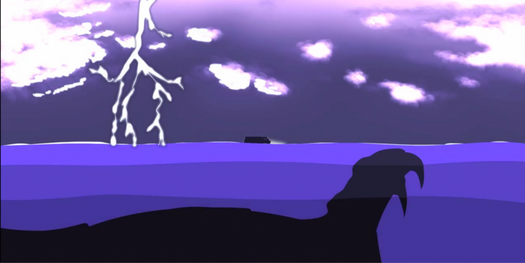 Adam Wright, Idaho, Music Video, Hip Hop, Animated Music Video, Open Mike Eagle