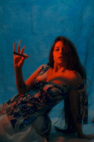 Desta French, Promotional Image, Bendecida'