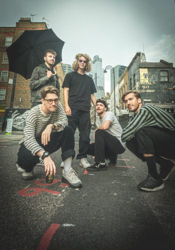 Cameron and the Slumberknights, Promotional Image, Old Jacinto